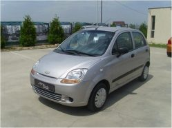 CHEVROLET SPARK, berlina 5 usi, 52 CP, in rate
