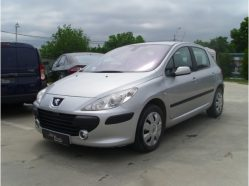 PEUGEOT 307, berlina 5 usi, 1.6 HDI (110 CP) in rate