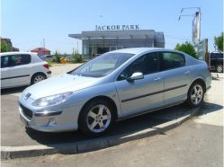 PEUGEOT 407, berlina 5 usi, 2.0 Benzina (136CP) in rate