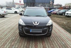 PEUGEOT 4007, 2.2 diesel, SUV, 2008, 160 CP, euro 4 in rate