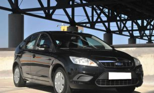 FORD FOCUS, 1.6 Benzina, 2008, 101 CP in rate