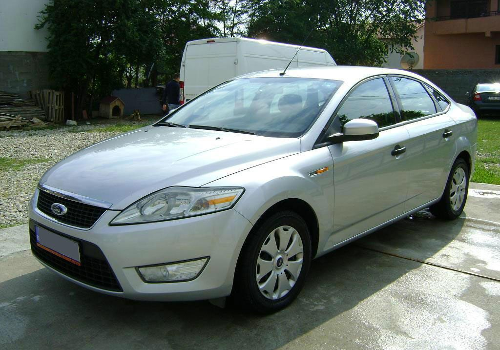 ford mondeo 1 8 diesel 2008 125 cp in rate. Black Bedroom Furniture Sets. Home Design Ideas