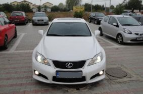 LEXUS IS-F, 4.0 benzina, 2008, 423 CP, euro4 in rate