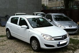 OPEL ASTRA, 1.3 Diesel, 2008, 90 CP in rate