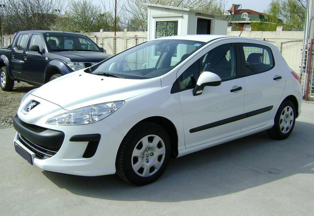peugeot 308 1 4 benzina 2008 100cp in rate leasing auto rulate bucuresti. Black Bedroom Furniture Sets. Home Design Ideas