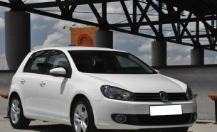 VOLKSWAGEN GOLF, 1.6 Diesel, 2010, 90 CP in rate