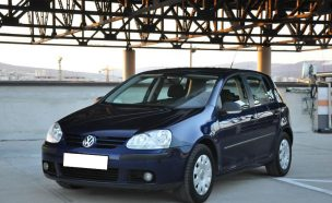 VOLKSWAGEN GOLF, 1.9 Diesel, 2009, 105 CP in rate
