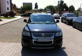 VOLKSWAGEN Touareg, SUV, 3.0 diesel, 2009,239CP, euro4 in rate