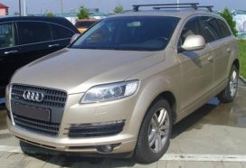 AUDI Q7, SUV 5 usi, 3.0 TDI (240 CP) in rate