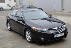 HONDA Accord, berlina 2.2D, 150CP in rate