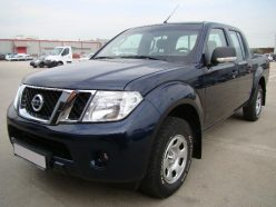 Nissan Navara, 2010, diesel, 2.5 dci, 171 CP, Pick Up, euro 4 in rate
