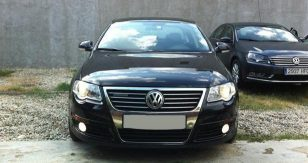 VOLKSWAGEN Passat, berlina 1.9 D, 2009,105CP, euro4 in rate