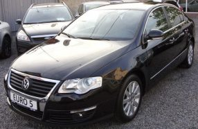 VOLKSWAGEN Passat, berlina 2.0D, 110CP in rate
