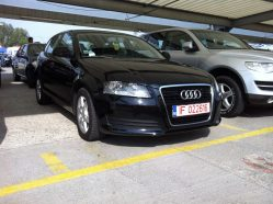 AUDI A3 SPORTBACK, hatchback, 1.9 TDI, 2009,105CP, euro5 in rate