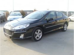 Peugeot 407, sedan, 2.0 HDI, 2007, 136 cp, second hand in rate cu buletinul