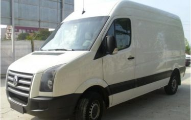 VOLKSWAGEN Crafter, furgon, 2.5 TDI, 2008,110CP, leasing auto second hand
