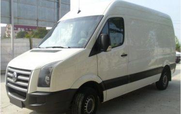 VOLKSWAGEN Crafter, furgon, 2.5 TDI, 2008,110CP, leasing auto second hand