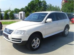 Volkswagen Touareg, SUV, 2.5 TDI, 2007, 175 cp, leasing auto second hand