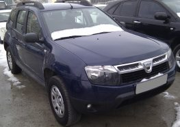 Dacia Duster, SUV, 1.6 MPI, 2010, 115 cp, leasing auto second hand