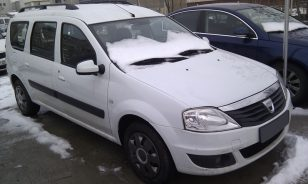 Dacia Logan MCV, 1.5 DCI, 2009, 86 cp, leasing auto second hand