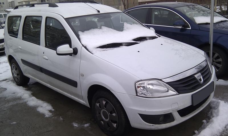 Dacia Logan MCV, 1.5 DCI, 2009, 86 cp, leasing auto second hand