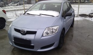 Toyota Auris, 1.4, benzina, 2007, 97 cp, leasing auto second hand