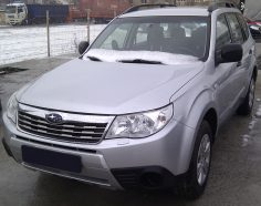 Subaru Forester, 2.0 benzina, 2009, 150 cp, leasing auto second hand