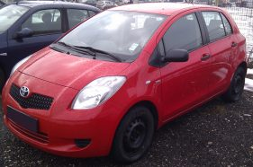 Toyota Yaris, 1.4, diesel, 2008, 90 cp, leasing auto second hand