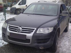 Volkswagen Touareg, SUV, 3.0 TDI, 2008, 240 cp, preluare leasing auto second hand