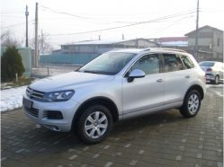 Volkswagen Touareg, SUV, 3.0 TDI, 2011, 240 cp, leasing auto second hand