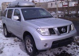 Nissan Pathfinder, SUV, 2.5 diesel, 2007, 170 cp, 7 locuri, leasing auto second hand