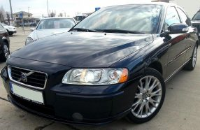 Volvo S60, berlina, 2.4 benzina, 2010, 170 cp, euro 4, leasing auto second hand