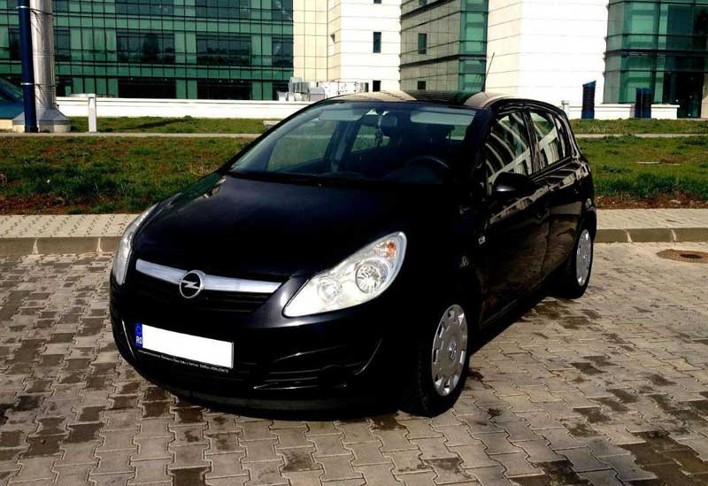 opel corsa hatchback 1 3 diesel 2010 75 cp euro 5. Black Bedroom Furniture Sets. Home Design Ideas