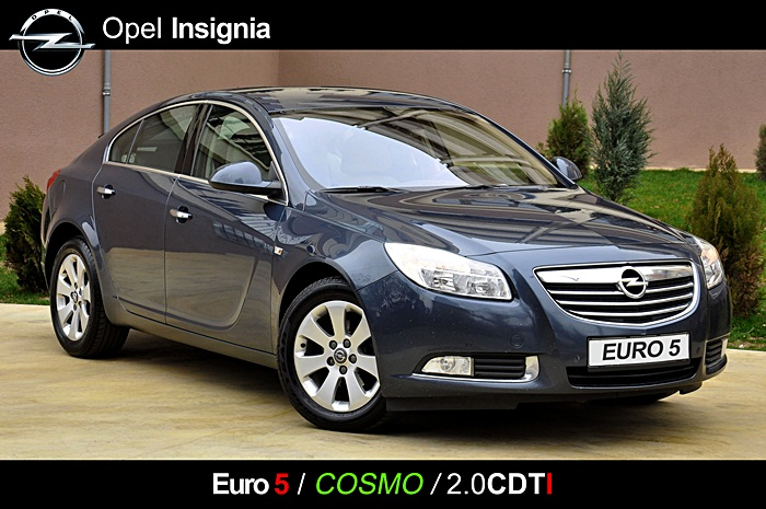opel insignia berlina 2 0 diesel 2010 131 cp euro 5. Black Bedroom Furniture Sets. Home Design Ideas