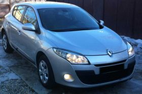 Renault Megane III, hatchback, 1.5 DCI, 2009, 105 cp, euro 4 leasing auto second hand