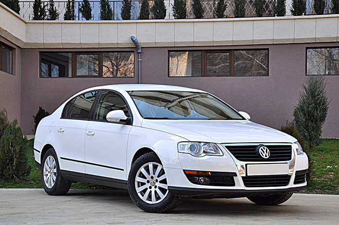 volkswagen passat bluemotion berlina 2 0 tdi 2010 110. Black Bedroom Furniture Sets. Home Design Ideas