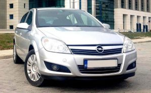 Opel Astra H, 1.4 benzina, 2009, 90 cp, euro 4 leasing auto second hand