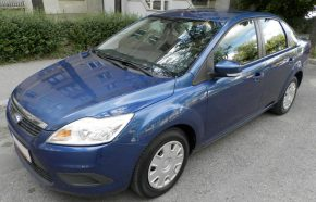 Ford Focus, sedan, 1.4 diesel, 2008, 90 cp, euro 4, leasing auto second hand