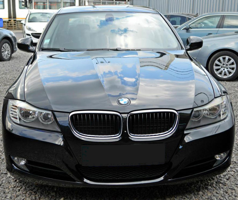bmw 318 sedan 2 0 diesel 2009 143 cp euro 5 leasing. Black Bedroom Furniture Sets. Home Design Ideas