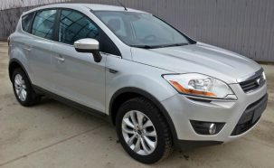 Ford Kuga, SUV, 2.0, diesel, 2010, 136 cp, euro 5, leasing auto second hand