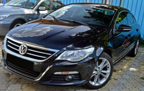 VW Passat CC Highline, berlina, 2.0 diesel, 2010, 170 cp, euro 5, leasing auto second hand