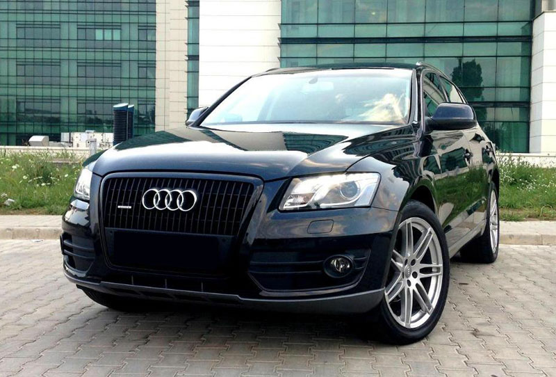 Audi q5 suv 2 0 diesel 2010 170 cp euro 5 leasing for Second hand motors in garland tx