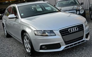 Audi A4, break, 2.0, diesel, 2010, 120 cp, euro 5, leasing auto second hand