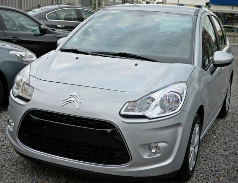 citroen c3 hatchback 1 4 diesel 2011 70 cp euro 5 leasing auto second hand autoturisme. Black Bedroom Furniture Sets. Home Design Ideas