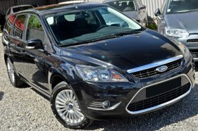 Ford Focus, break, 1.6, diesel, 2010, 110 cp, euro 4, leasing auto second hand
