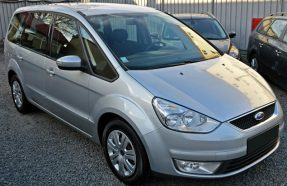 Ford Galaxy, monovolum, 2.0, diesel, 2009, 140 cp, euro 4, leasing auto second hand