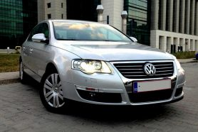 VW Passat DSG Highline 4Motion,  berlina, 2.0 diesel, 2010, 170 cp, euro 5, leasing auto second hand
