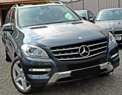 Mercedes-Benz ML320, SUV, 3.0, diesel, 2012, 260 cp, euro 6, leasing auto second hand