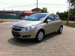 Opel Corsa, hatchback, 1.2, benzina, 2008, 85 cp, euro 4, leasing auto second hand