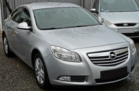 Opel Insignia, berlina, 2.0, diesel, 2009, 130 cp, euro 5, leasing auto second hand